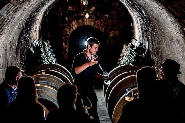Alexandre Chartogne fait partie de la nouvelle génération d'artisans viticulteurs champenois passionnés par leur terroir. (Photo: Michaël Boudot/Terre de Vins)
