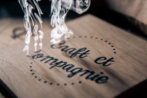 Champagnes d'auteur: Les coups de cœur de Craft et Compagnie (Craft et Compagnie)