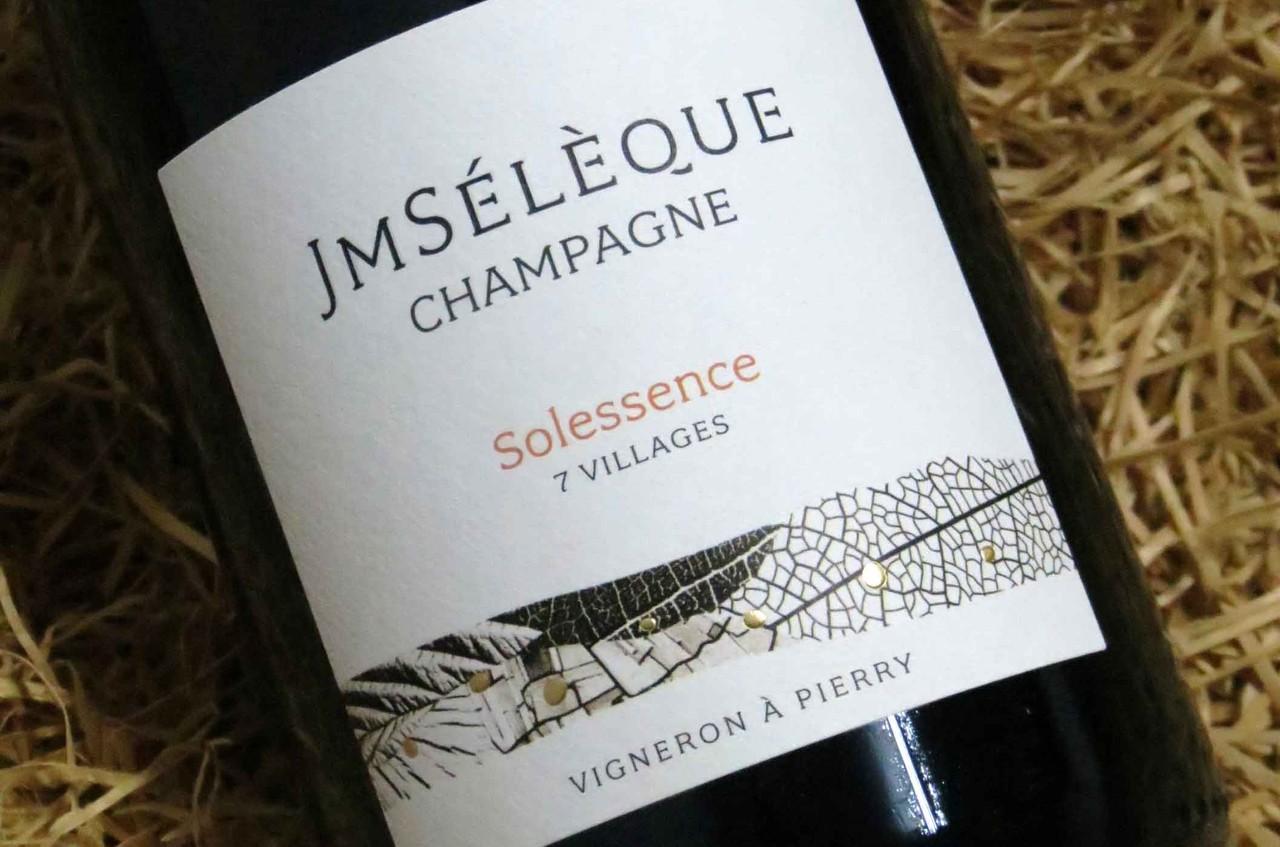 Champagne JM Sélèque 'Solessence Nature' Craft et Compagnie