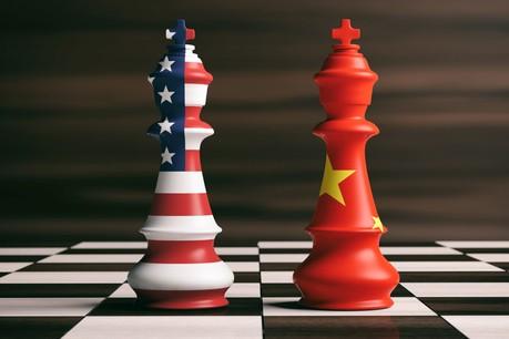 La guerre commerciale entre la Chine et les États-Unis s'est traduite par l'imposition réciproque de droits de douane sur plus de 360 milliards de dollars d'échanges annuels. (Photo: Shutterstock)