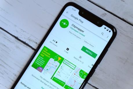Le Citymapper Pass, disponible sur carte ou via une app smartphone, couvrira plusieurs moyens de mobilité tels que les transports en commun, les vélos en libre-service Santander ou le taxi à la demande. (Photo: Shutterstock)