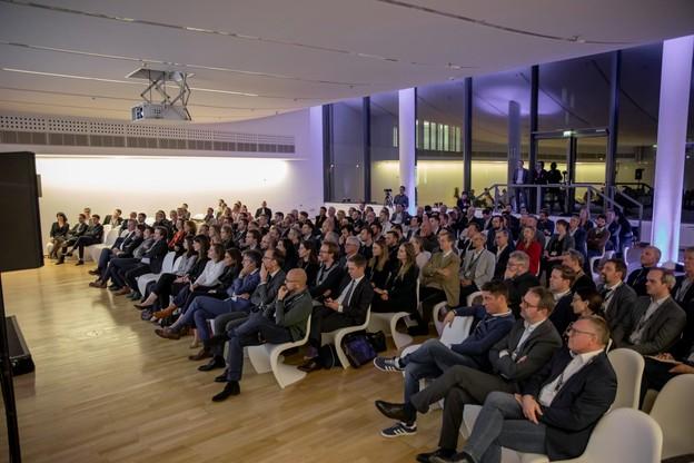 Club Talk – Real estate market: Evolution & Trends - 13.02.2020 (Photo: Jan Hanrion / Maison Moderne)