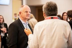 Pierre Thomas (Groupe Eurocom Networks - Emc) ((Photo: Jan Hanrion / Maison Moderne))