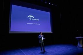 Jean-Pierre Schmit (Jemmic) ((Photo: Jan Hanrion / Maison Moderne))