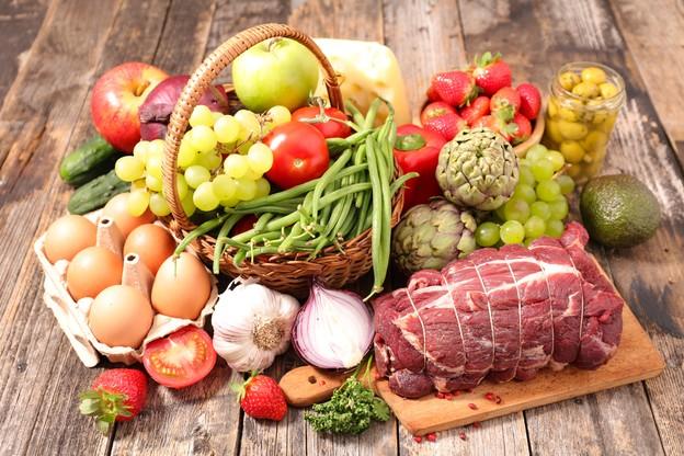 Une bonne alimentation aide à rester en bonne santé. (Photo: Shutterstock)