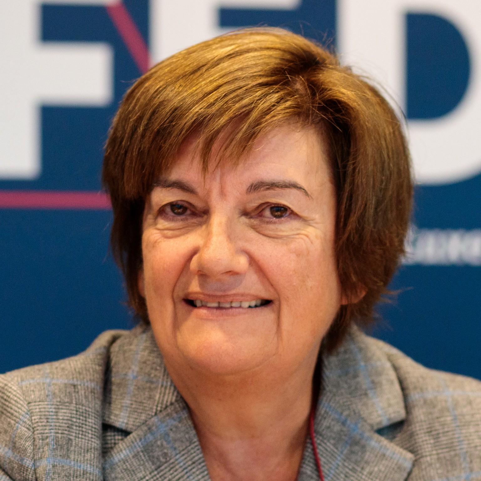 Michèle Detaille, présidente de la Fedil