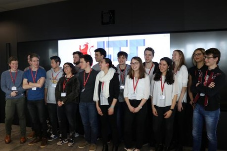 Demonstrating creativity, vision and agility, the students pitched Sunday afternoon showcasing what is their Financial Game of Life in front of a jury of experts. (Photo: LHoFT Foundation )