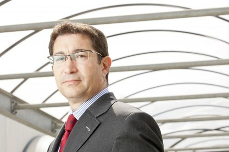Fabrice Poncé, CEO The Adecco Group Luxembourg (Photo: Maison moderne / archives)