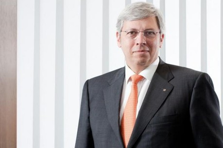 Yves Elsen Hitec (président) (Photo: Olivier Minaire / archives)