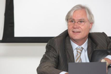 Romain Bausch rejoint le conseil d'administration de la Banque Raiffeisen en tant que membre indépendant.  (Photo: Luc Deflorenne / archives)