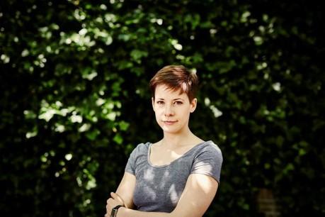 Sophie Jung, lauréate de la dernière édition.  (Photo: ING Luxembourg)