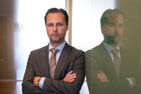 Maxime Kumpen prend la direction de CBRE Belgique et Luxembourg. (Photo: CBRE)