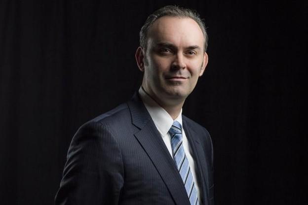 Laurent Cooreman, managing director de CBRE Luxembourg. (Photo: Julien Becker / archives )