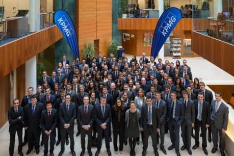 KPMG Luxembourg : 172 nouveaux collaborateurs (Photo: KPMG)