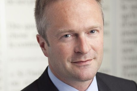 José-Benjamin Longrée, partner, global fund distribution leader at PwC Luxembourg (Photo: PwC Luxembourg)