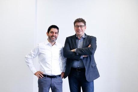 Sylvain Perez a été nommé chief executive officer de la société q-leap. (Photo: Q-Leap)