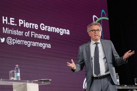 Pierre Gramegna, ministre des Finances. (Photo: Marion Dessard / Archives)