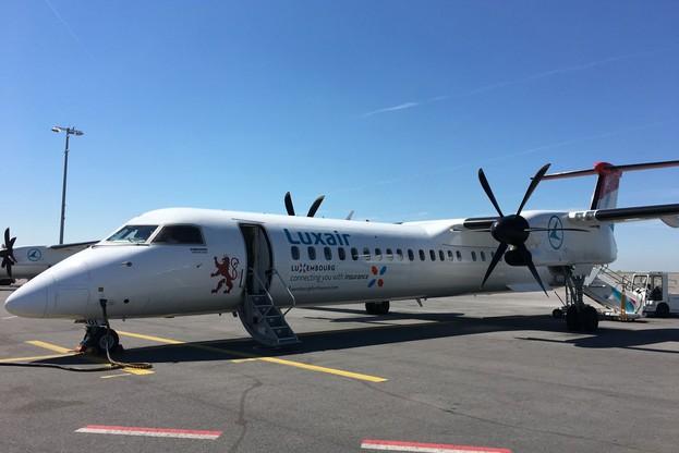 Les vols de Luxair vers Milan, Venise, Rome et Florence sont annulés jusqu'au 3 avril inclus. (Photo: Luxair Group / archives)