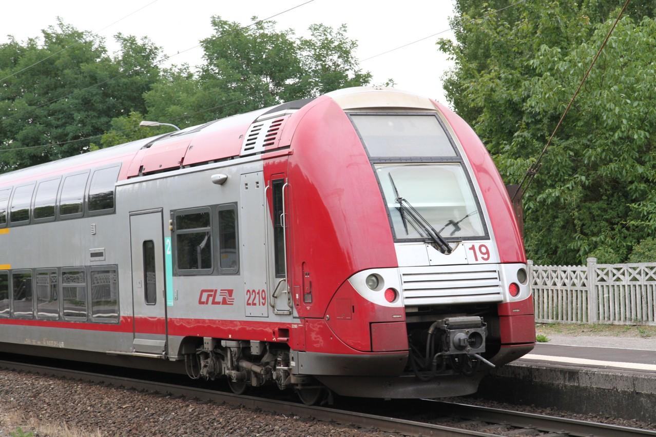 À partir du vendredi 20 mars, le plan de circulation des CFL sera adapté. (Photo: Frédéric Antzorn / archives)