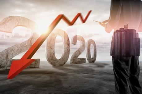 2020 ne sera pas l'année du retour d'une croissance plus soutenue, comme espéré en début d'année. (Photo: Shutterstock)