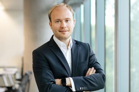Pour le CEO de Crosslend, Oliver Schimek, sa start-up va faciliter l'obtention de prêts pour les entreprises et les particuliers. (Photo: Crosslend)