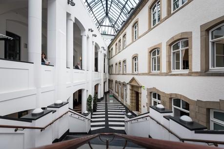 Le procès du Srel se poursuivra jusqu'à vendredi. Trois anciens agents du Service de renseignement de l'État luxembourgeois comparaissent pour des écoutes présumées illégales. (Photo: Nader Ghavami)