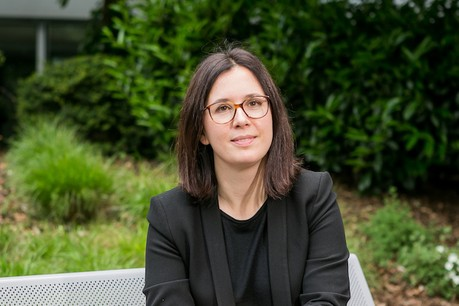 Sanela Kevric, Sales Director Fidelity International Photo : Fidelity International
