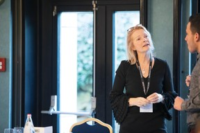 Marianne Van den Eerenbeemt (Livinlux Real Estate) ((Photo: Jan Hanrion / Maison Moderne))