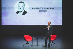 Matthieu Croissandeau (Maison Moderne) ((Photo: Arthur Ranzy))