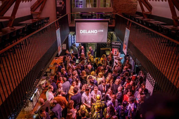 Delano Live - 12.11.2019 (Photo: Jan Hanrion / Maison Moderne)