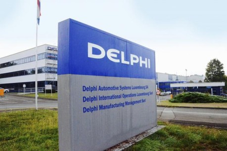 Le site luxembourgeois de Delphi perdra la moitié de ses effectifs à l'issue du plan social négocié depuis octobre. (Photo: Maison Moderne / archives)