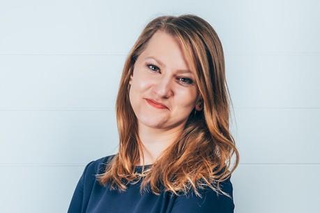 Anna Sacha, Business Consultant chez Comarch Benelux. (Photo: Comarch Luxembourg)