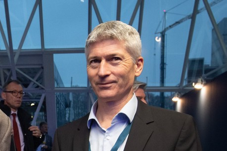 PascalWorré est chargé de la direction «E fficacité énergétique ». (Photo: Nadar Ghavami/archives)