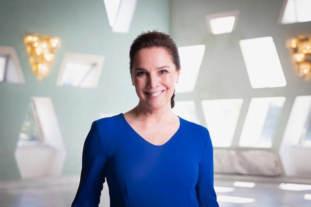 Désirée Nosbusch: «J'adore me balader dans ce monde en tant que Christelle Leblanc, mais ce n'est pas le mien.» (Photo: Patricia Pitsch/Maison Moderne)