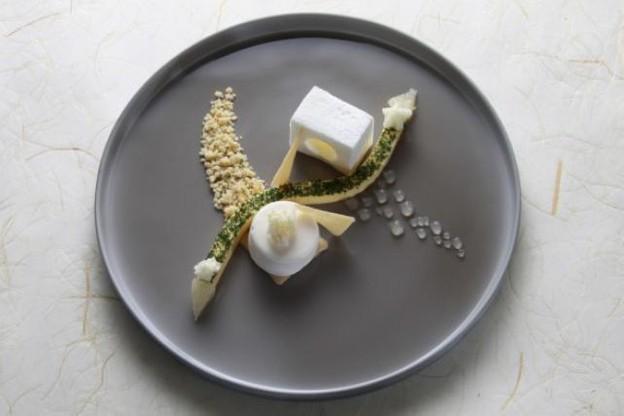 Les créations culinaires de Christian Bau: aussi belles que bonnes. (Photo: Thomas Ruhl/Victor's)