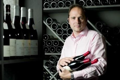 C'est d'abord la passion des vins qu'exprime Gildas Royer à travers ses soirées de dégustation. (Photo: Julien Becker / archives )