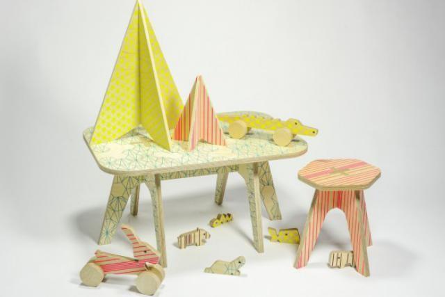 La nouvelle collection du Studio delle Alpi ( Photo : Studio delle Alpi)
