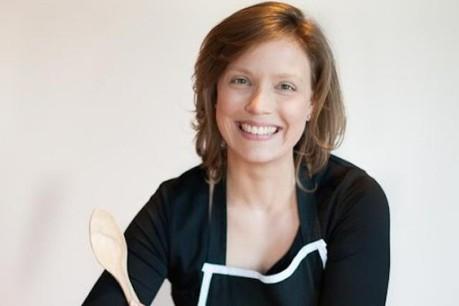 Kristina Rasmussen propose des recettes et des produits bio à la maison. (Photo: Annabelle Denham)
