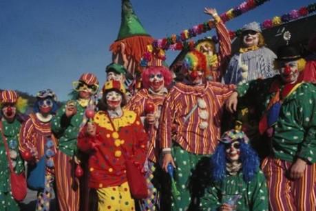 C'est la saison des cavalcades et du carnaval... (Photo: ONT)