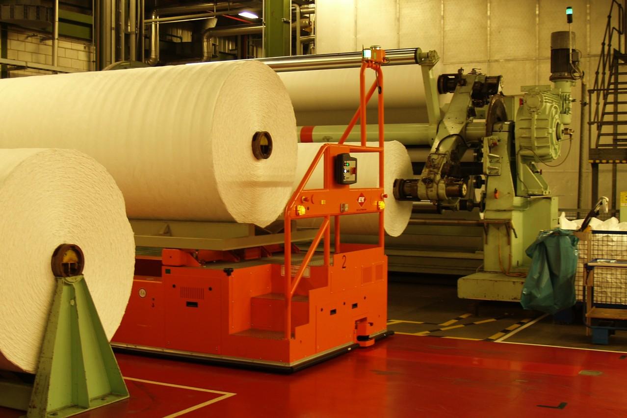Les usines de Contern au Luxembourg et de Spruance aux États-Unis sont les seules à produire le Tyvek, marque déposée. (Photo: Dupont de Nemours)