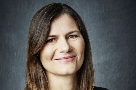 Nannette Hechler-Fayd'herbe, chief investment officer International Wealth Management chez Credit Suisse. (Photo: Credit Suisse)