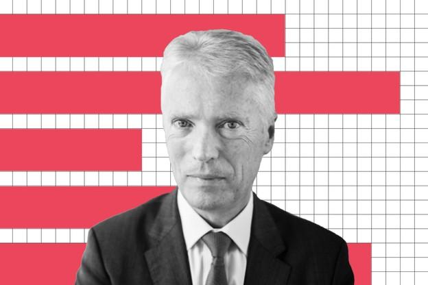 Alan Mudie, responsable de la stratégie d'investissement et de la recherche chez Société Générale Private Banking. (Photo: Maison Moderne)