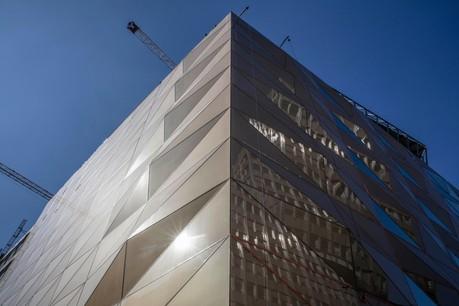 Le Royal-Hamilius ouvrira à la fin de l'année avec de nouvelles enseignes. (Photo: Jan Hanrion/Maison Moderne/archives)