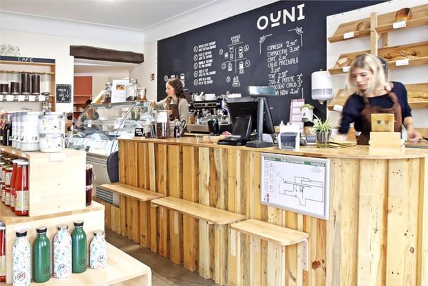 Pour une économie responsable, Ouni vend du bio en vrac et évite tout déchet. (Photo: Ouni/Olivier Minaire)