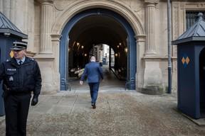 Étienne Schneider sera resté durant huit ans membre du gouvernement. ((Photo: Jan Hanrion/Maison Moderne))