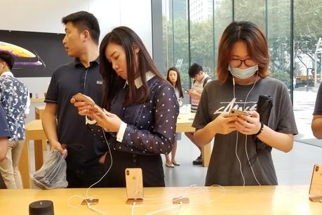 Apple souffre du poids de la Chine dans la production et dans ses ventes. (Photo: Shutterstock)