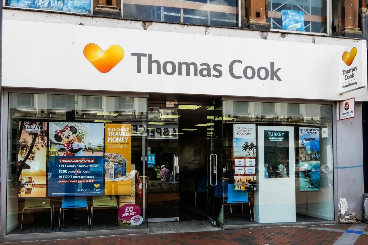 Thomas Cook s'est déclaré en faillite lundi 23 septembre et va organiser le rapatriement de 600.000 vacanciers d'ici le 6 octobre. (Photo: Shutterstock)