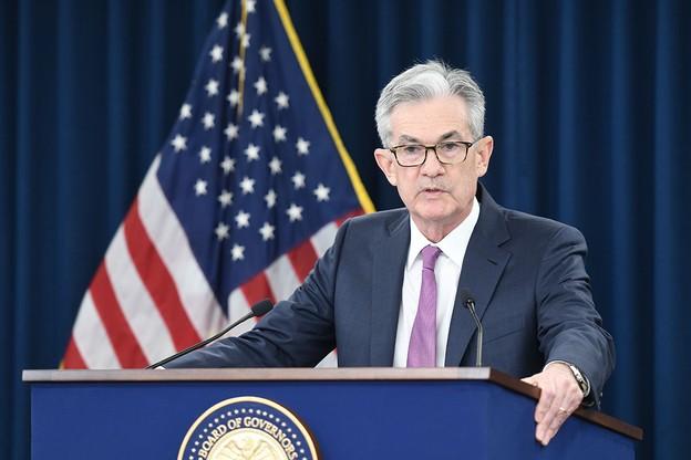 Jerome Powell, patron de la Fed, a annoncé une baisse des taux de 25 points de base. (Photo: Réserve fédérale américaine)