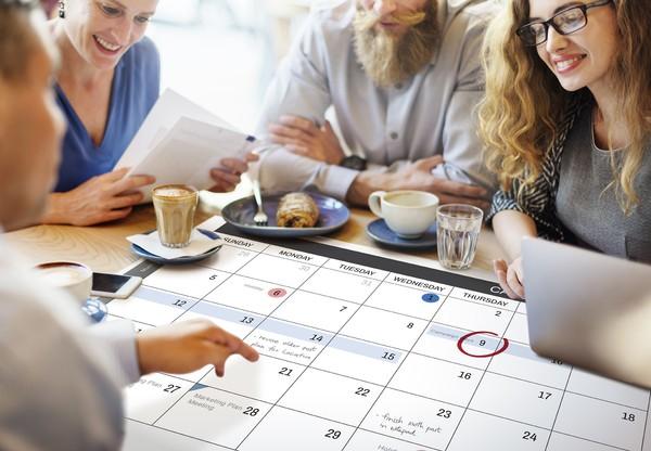 L'organisation d'un événement d'entreprise: un travail d'équipe! Crédit: Shutterstock