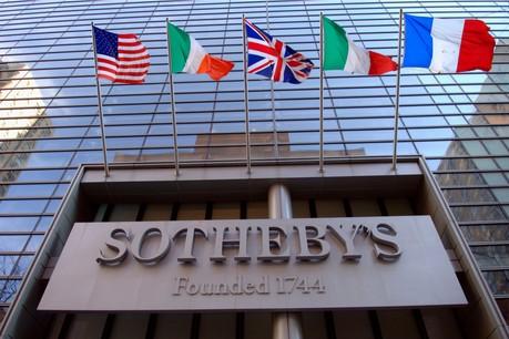 Patrick Drahi a dépensé 3,7 milliards de dollars pour s'offrir Sotheby's. (Photo: Shutterstock)